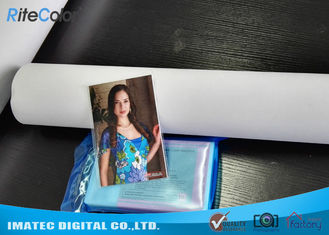 Çin Single Side Printing Matte Finish Photo Paper / A4 Matte Photo Paper For Canon Epson Hp Plotters Fabrika