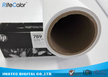 Latex Media Pure Polyester Canvas Roll For Large Format Printers