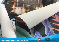 Large Format 380gsm Inkjet Print Matte Cotton Canvas Roll for Eco Solvent Ink