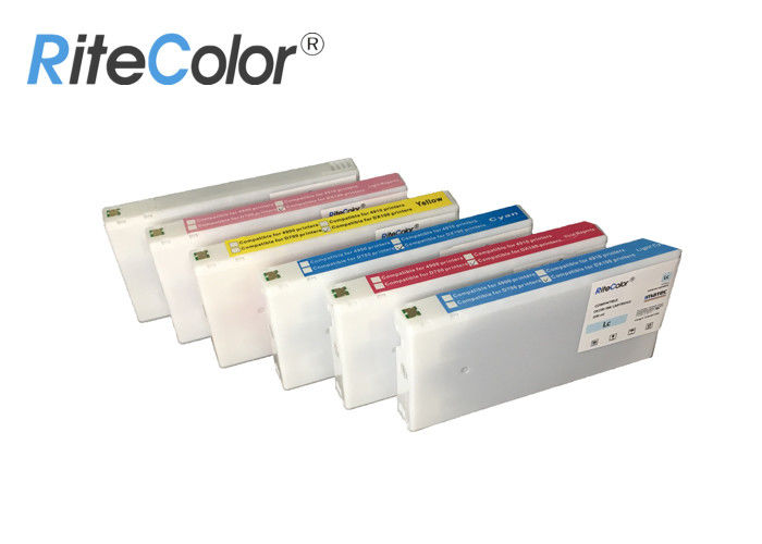 6 Colors 200ml Sublimation Printer Ink Cartridge For EPSON Surelab D700