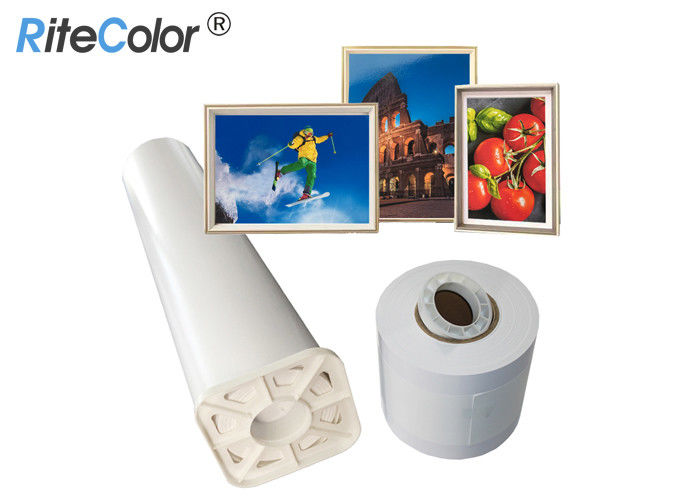 Premium Resin Coated Photo Paper 240gsm Glossy Luster for Canon Epson