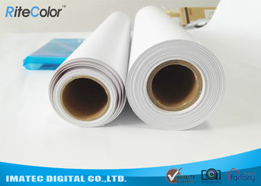 Çin Ultra Premium Luster Inkjet Photo Paper Roll 270gsm Super White for Aqueous Ink Distribütör
