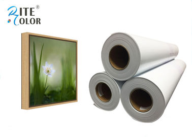Çin High Density Resin Coated Photo Paper Luster Surface Finish Paper for Photo Printing Fabrika